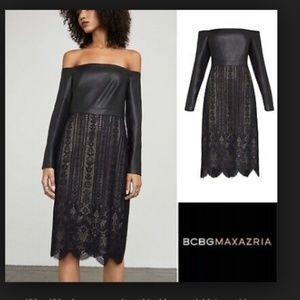 NWT BCBG MAXAZRIA Nahara Dress